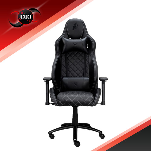 Foto Produk 1STPLAYER GAMING CHAIR K2 - Black dari COC Komputer
