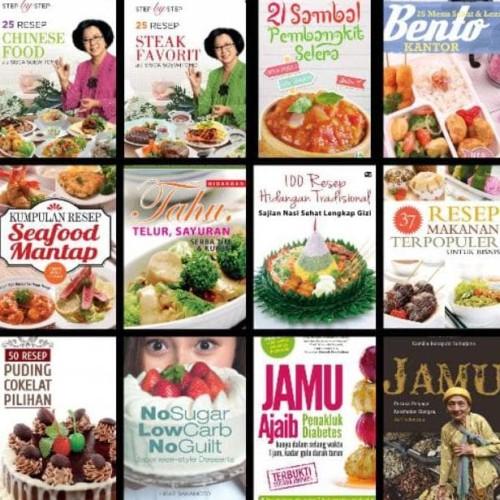 Jual Resep Chinese Food Resep Steak Favorit Bento Kantor Jamu Ebook Dvd Jakarta Barat Lapak Hanin Books Tokopedia