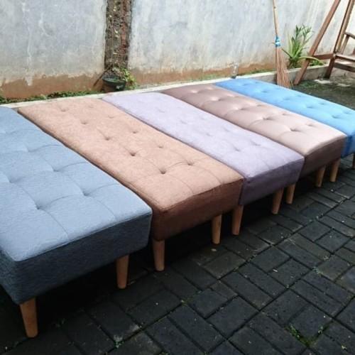 Foto Produk sofa puff bench 120x50x40 dari Dasana Furniture