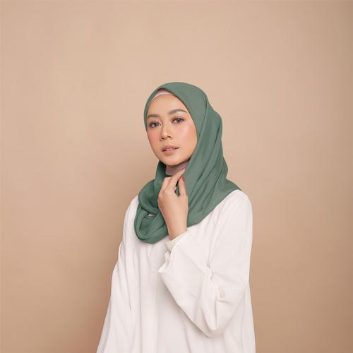 Foto Produk Hijab Wanita Sahara LC Plain Scarf Voal Diario - Amazon dari diario