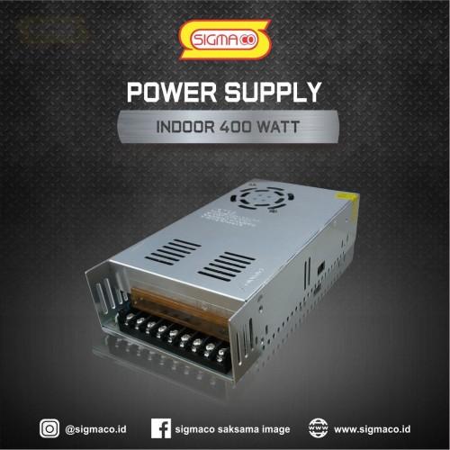 Foto Produk Power Supply Indoor 12V 400W 33.3A - Garansi 1 Tahun dari pt.sigmaco