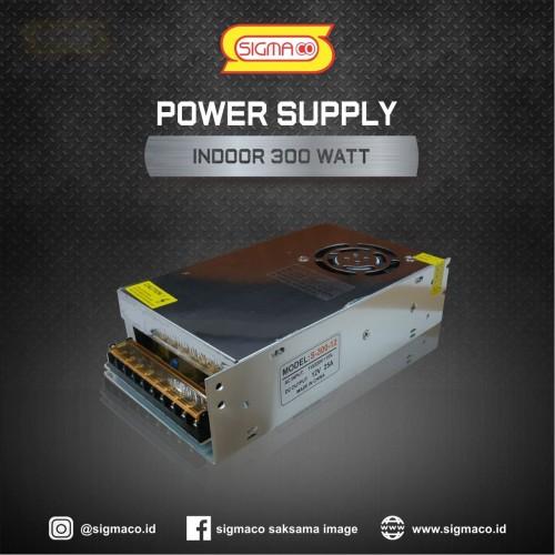 Foto Produk Power Supply Indoor 12V 300W 25A Garansi 1 dari pt.sigmaco