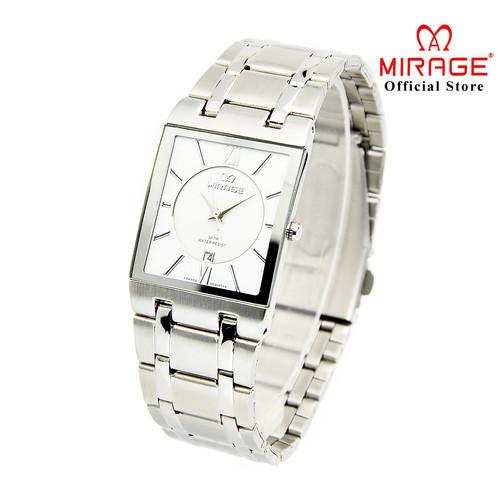 Foto Produk Jam Tangan Mirage Pria Original silver 7908M pP dari Mirage Watch