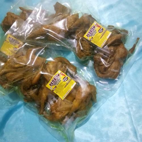 Foto Produk Burung puyuh isi 5 ungkep bumbu kuningfrozen siap goreng+sambal korek - Original dari 'D' mutiara