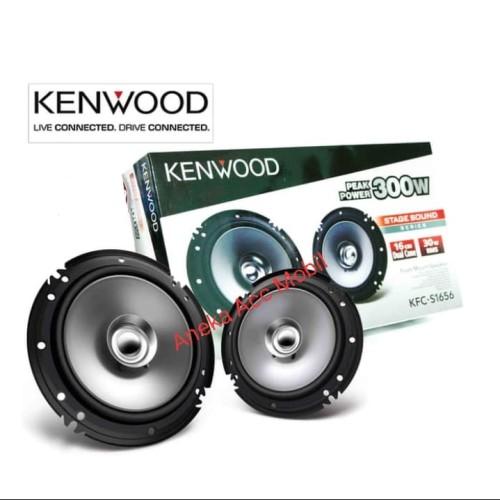 Foto Produk speaker KENWOOD 6 inci Original dari aneka acessories mobil