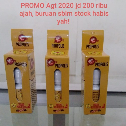 Jual 100 Propolis Dari Madu Pramuka 10 Ml Kota Bandung Sembilan Mart Tokopedia
