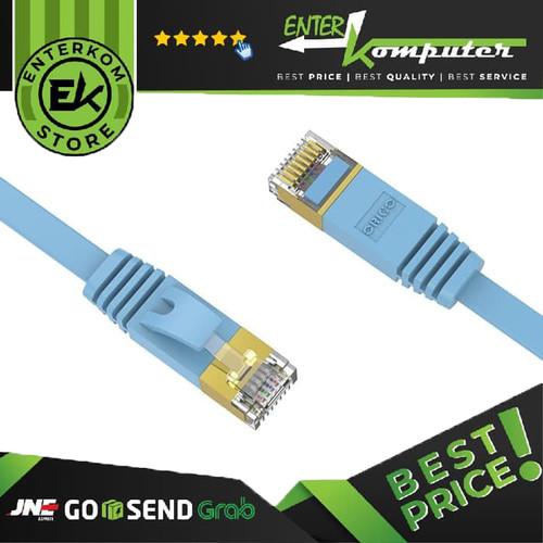 Foto Produk Orico Kabel LAN CAT 6 Flat 5 Meter - PUG-GC6B-50 dari Enter Komputer Official