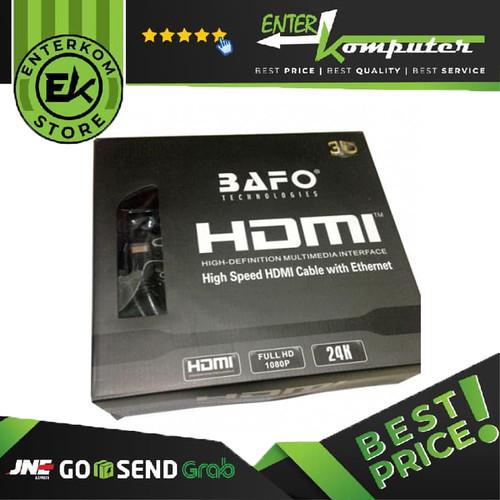 Foto Produk Kabel HDMI 50 Meter V1.4 Merk Bafo dari Enter Komputer Official