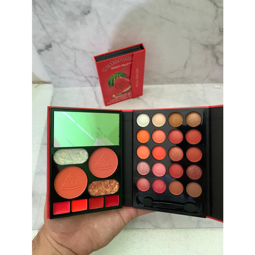 Foto Produk MILA EYESHADOW PALLETE WATERPROOF - watermelon dari startled.id