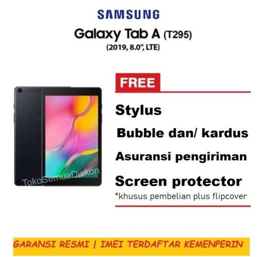 "Foto Produk Samsung Galaxy Tab A 8.0 2019 T295 2/32GB Tablet 8"" Garansi Resmi SEIN - Black dari Semua Diskon"