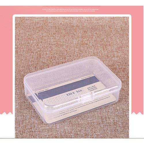 Foto Produk 9,5cm kotak aksesoris , kotak plastik kecil , kotak kartu plastik dari KAYO