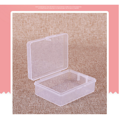 Foto Produk 6,8cm kotak aksesoris , kotak plastik kecil , kotak souvenir plastik dari KAYO