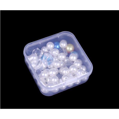 Foto Produk 5,5cm kotak aksesoris , kotak plastik kecil , kotak gift plastik dari KAYO