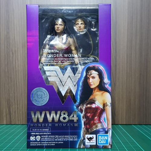 Foto Produk SHF Wonder Woman WW84 dari HSN OL Shop