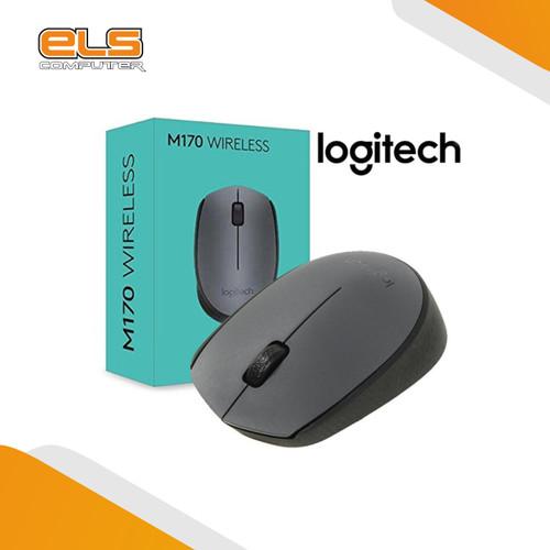Foto Produk Mouse Wireless Logitech M170 (1 th) dari ELS Computer