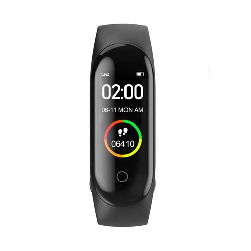 Foto Produk jam tangan pintar Biden pria bisnis desain sederhana tahan air - Hitam dari BIDEN Official Store
