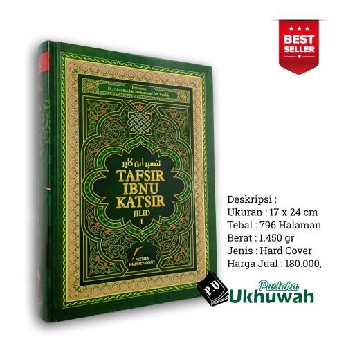 Foto Produk Tafsir Ibnu Katsir Jilid 1 dari TB. Ukhuwah