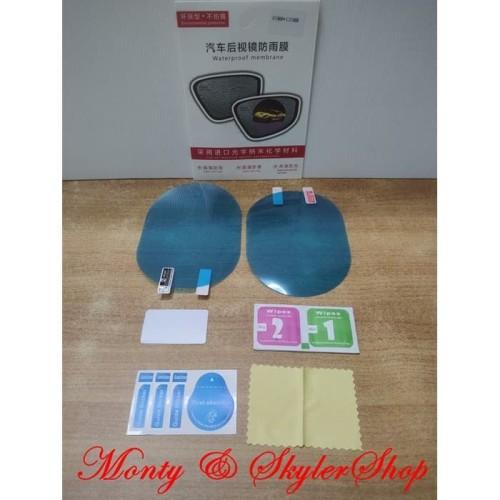 Foto Produk Anti Fog AntiFog Waterproof Membrane Anti Blur Kaca Spion Oval dari MontyShop