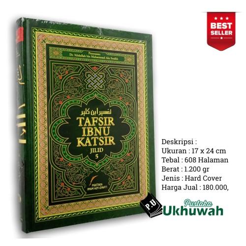 Foto Produk Tafsir Ibnu Katsir Jilid 5 dari TB. Ukhuwah
