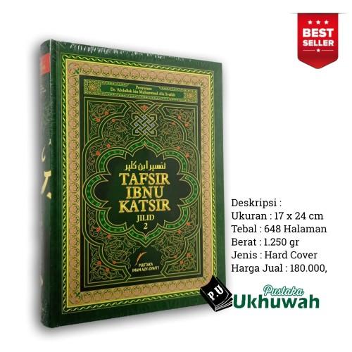 Foto Produk Tafsir Ibnu Katsir Jilid 2 dari TB. Ukhuwah