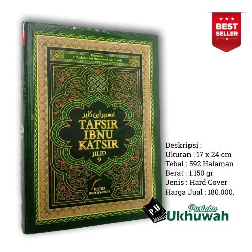 Foto Produk Tafsir Ibnu Katsir Jilid 9 dari TB. Ukhuwah