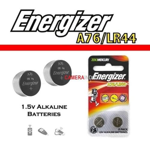 Foto Produk Battery Mitsubishi LR44 AG13 button cell kancing batre dari cameraindo