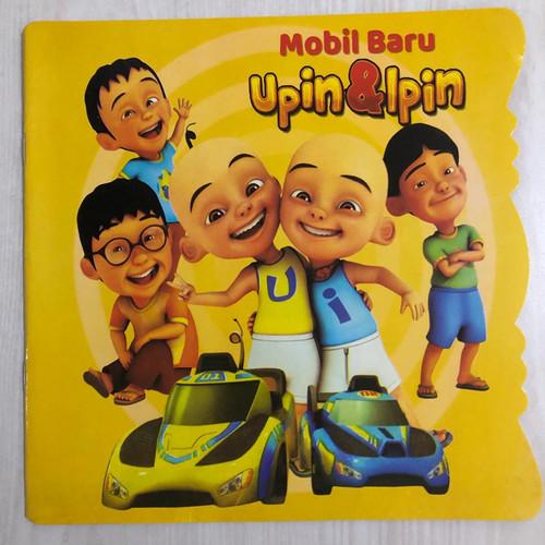Foto Produk Buku Upin Ipin - Buku Anak Upin Ipin - Mobil Baru dari Kinantikomik