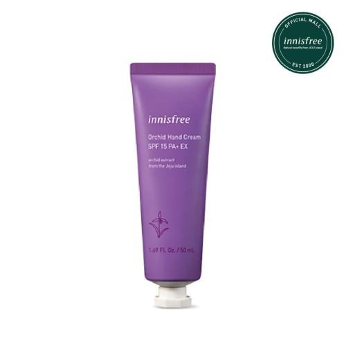 Foto Produk [innisfree] Orchid Hand Cream SPF15 PA+ 50ML dari Innisfree Official Shop