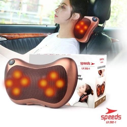 Foto Produk 8 bola Bantal Pijat portable Car and Home Masaage Pillow dari New Slim