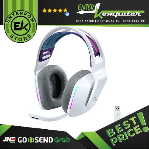 Foto Produk Logitech G733 Lightspeed Gaming Headset dari Enter Komputer Official
