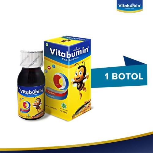 Foto Produk Vitabumin 60ml dari Official Vitabumin