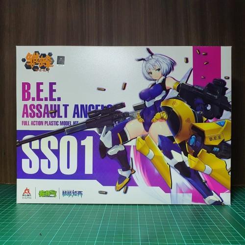 Foto Produk NUKE MATRIX - SS01 1/12 HINABACHI BEE ASSAULT ANGEL dari HSN OL Shop