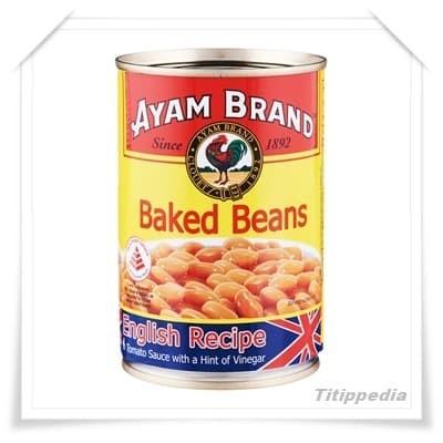 Jual Ayam Brand Baked Beans English Recipe Tomato Sauce 425g Kota Batam Titippedia Tokopedia