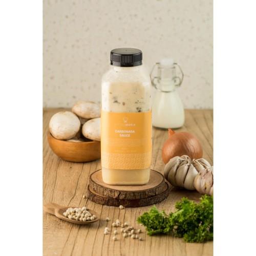Foto Produk LittleMaria Carbonara Sauce/Saus Carbonara 500g dari Little Maria
