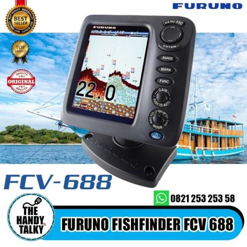 Foto Produk FURUNO FISHFINDER FCV 688 dari The Handy Talky