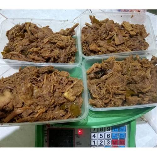 Jual Empal Suwir Daging Sapi 500 Gram Kota Surabaya Jtstorekendall Tokopedia