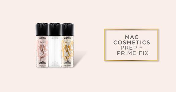 MAC Cosmetics Prep Prime Fix