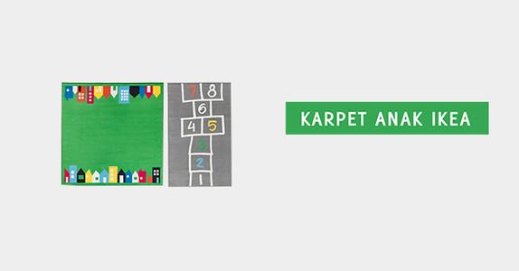 Karpet Anak IKEA