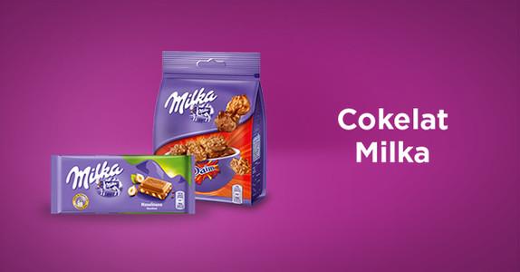 Cokelat Milka