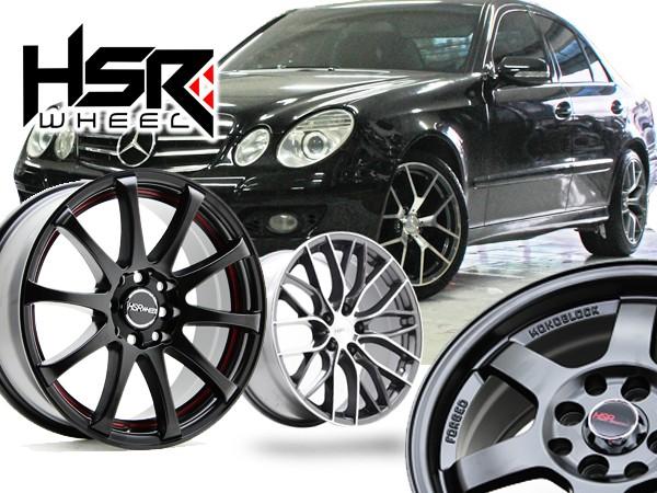 Etalase HSR Wheel
