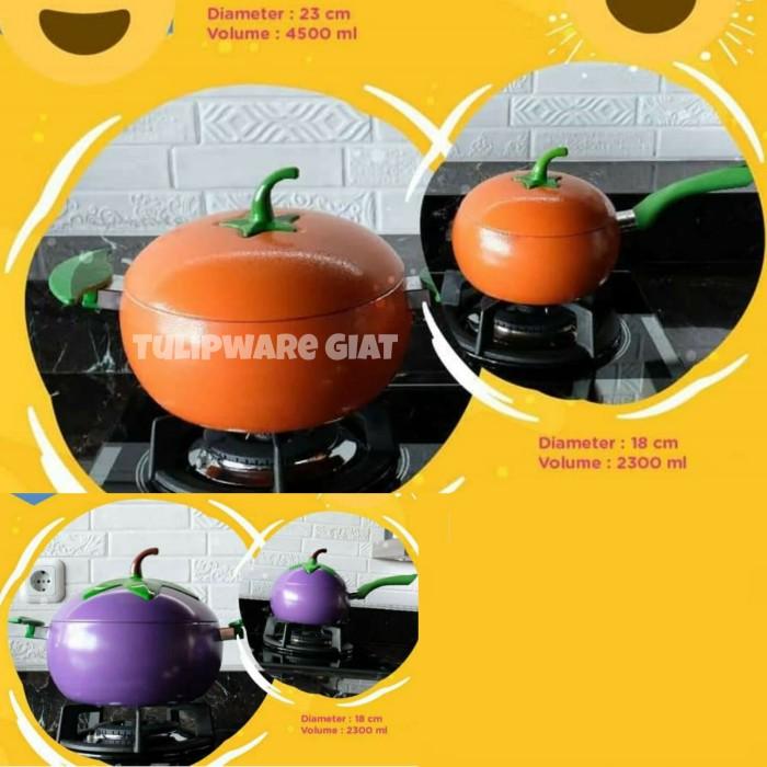 Foto Produk FRUIT PAN Twin Tulipware Panci Anti Lengket Promo dari TULIPWARE collection