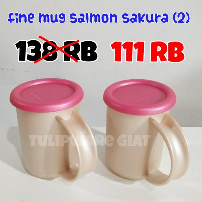 Foto Produk Fine Mug SPESIAL COLOUR Tulipware / Gelas Kopi Teh Tahan Air Panas (2) dari TULIPWARE collection