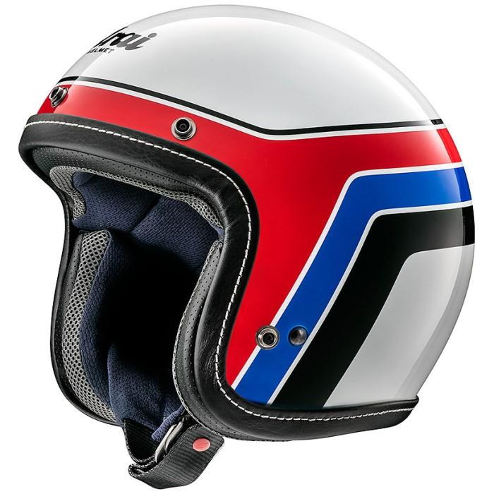 Foto Produk Arai SNI CLASSIC AIR BLITZ Helm Half Face - White - M dari Arai Indonesia