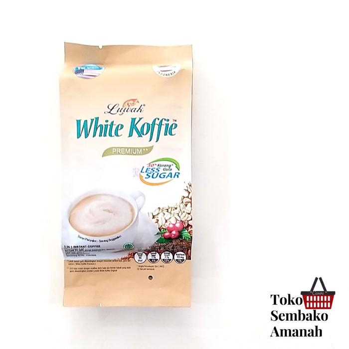Foto Produk luwak white koffie premium les sugar dari Sembako Amanah20