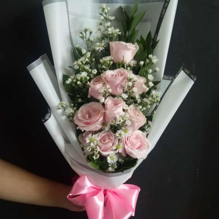 Jual Buket Bunga Asli Kota Bandung Meigui Florist Tokopedia