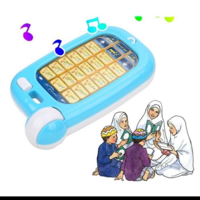 Foto Produk mainan anak ponsel Al Quran Islamic/phone islamic toy dari AUTO KID II