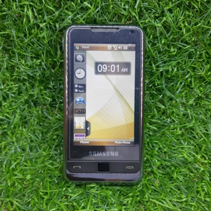 Foto Produk HP Jadul Samsung i900 OMNIA Windows Touchscreen Legendaris Not Champ dari BaBeQu Shop