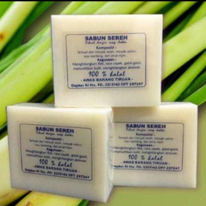 Foto Produk Sabun SEREH banyak manfaatnya dari radilla shop1