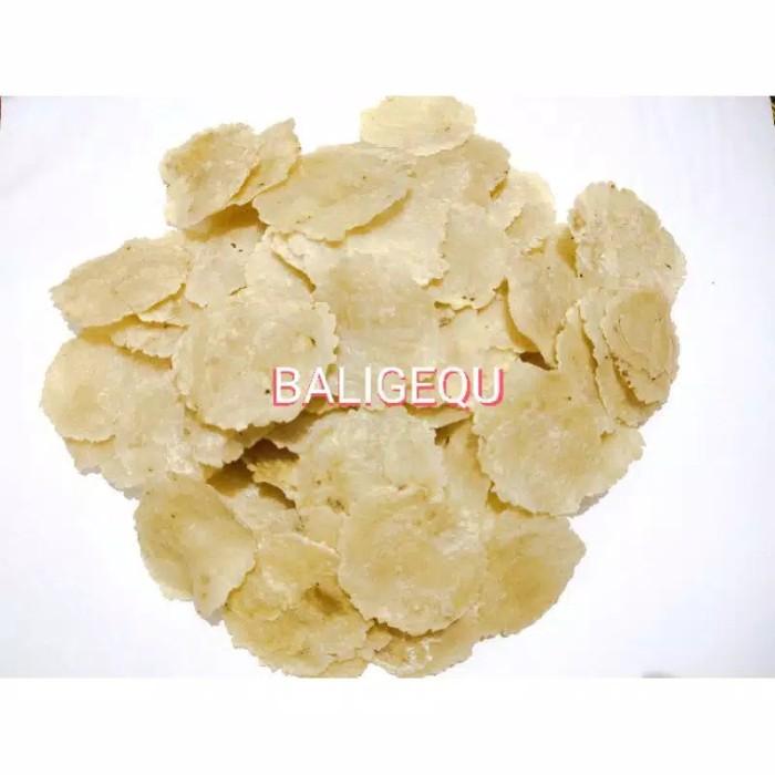 Foto Produk Emping Melinjo / Belinjo 500 Gram dari Baligequ