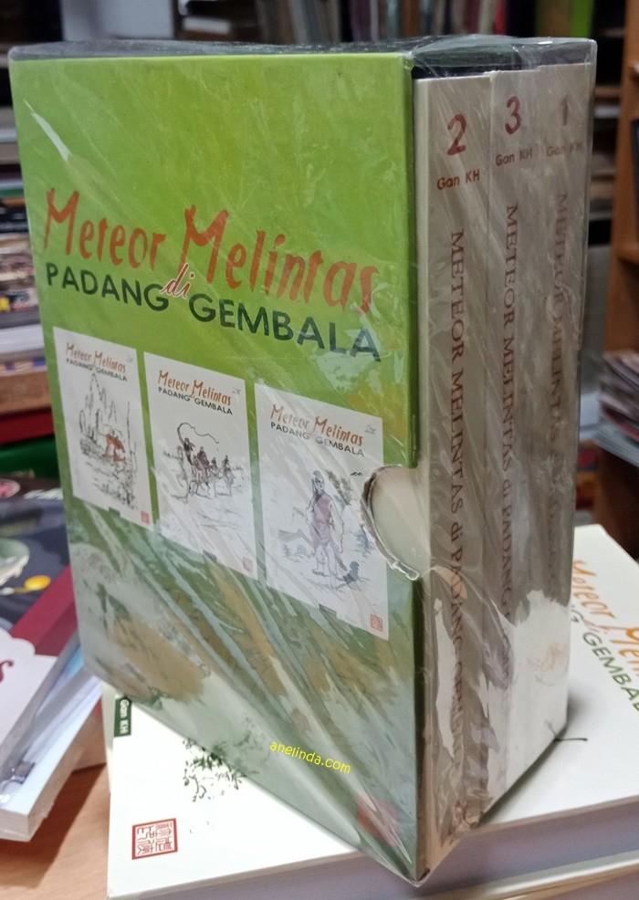 Foto Produk METEOR MELINTAS DI PADANG GEMBALA (ANAK PENDEKAR) - SOFT COVER dari Anelinda Buku Klasik